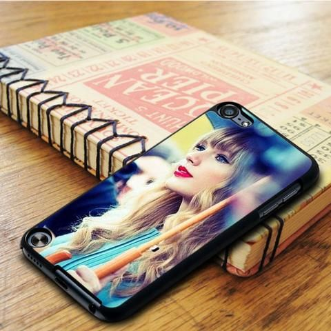Taylor Swift Umberella iPod 6 Touch Case