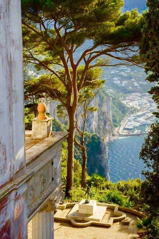 Pin By Tom On Italia Beautiful Landscape Photography Capri Night Landscape Photography