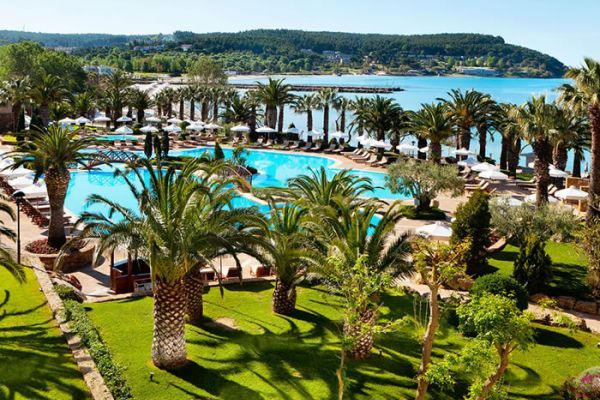 Sani Luxury Beach Hotel Greece, Family Holiday Resort Halkidiki Greece