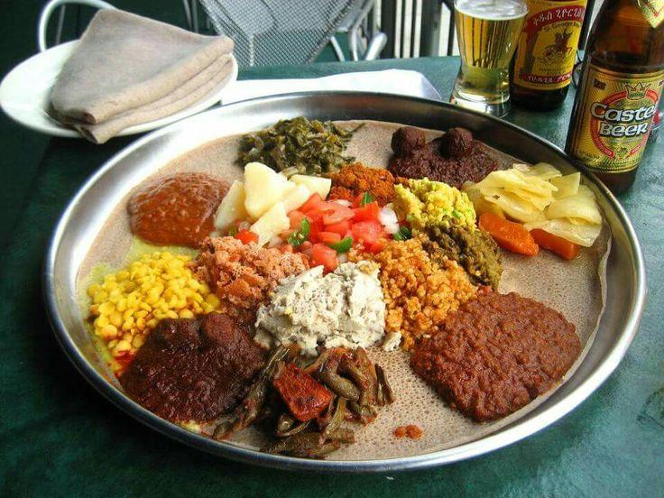 More Ideas Ethiopian CuisineEthiopian RestaurantFood