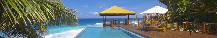Fregate Island Private is a secluded paradise, 4 degrees south of the equator and 35 miles off Seychelles' Mahe coast.