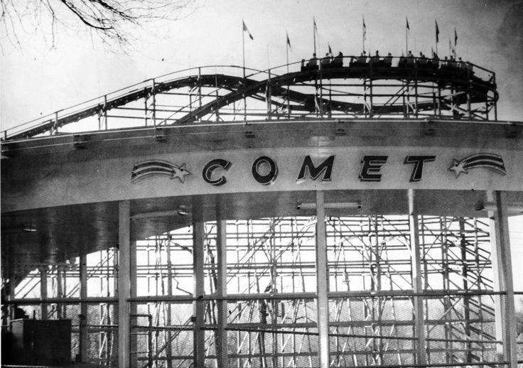 The Comet FOntaine Ferry Park, Louisville KY