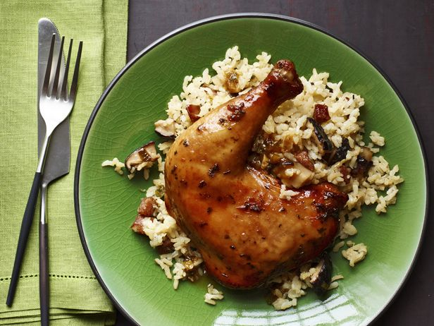 92 best asian new year images on pinterest asian food recipes chinese supper hoisin glazed chicken over rice from the food network the rice is cooked in a lotus leaf which traditionally symbolizes hope for a large forumfinder Gallery