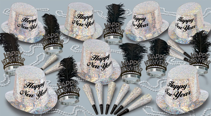 Diamond New Year's Assortment for 50! You'll receive hats