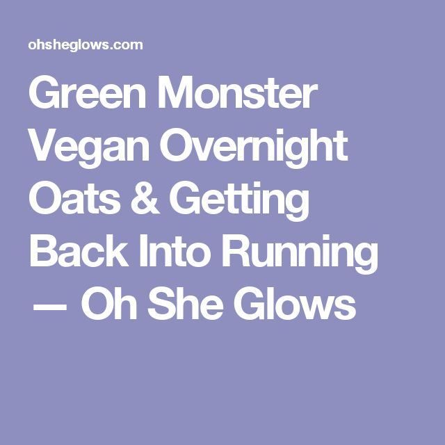 honey green monster soup green monster smoothie skinny green monster ...