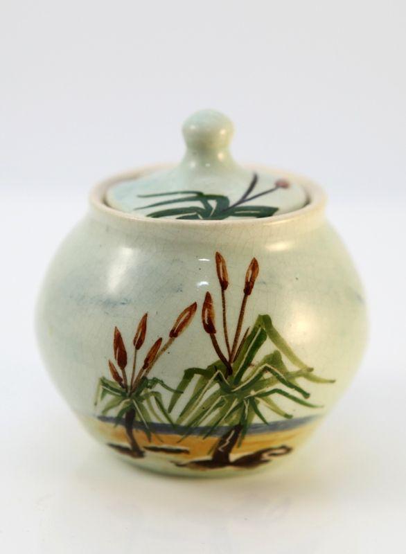 Martin Boyd Grass Tree Sugar Bowl