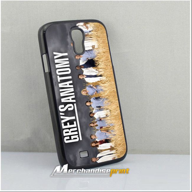 Greys Anatomy Samsung Galaxy S4 Case Cover FREE SHIPPING $21.99 via @shopseen