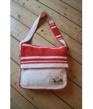 Tas van oude dekens