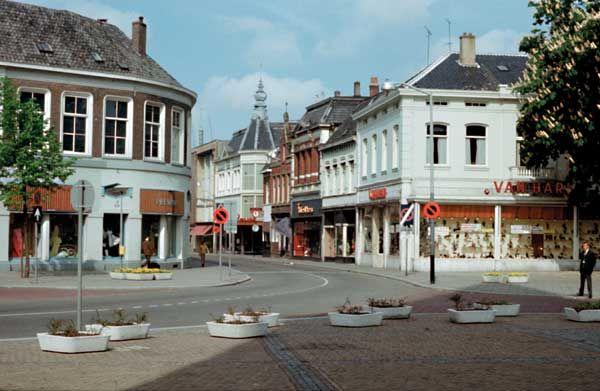 de marktstraat oude markt enschede