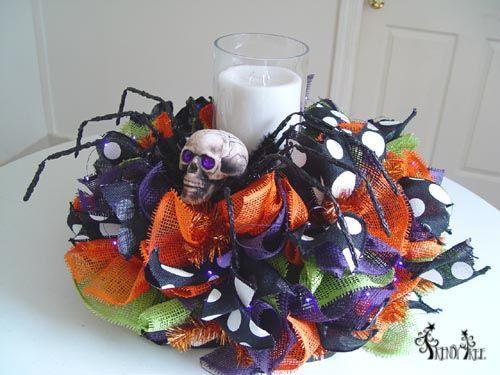halloween centerpiece - Halloween Center Pieces