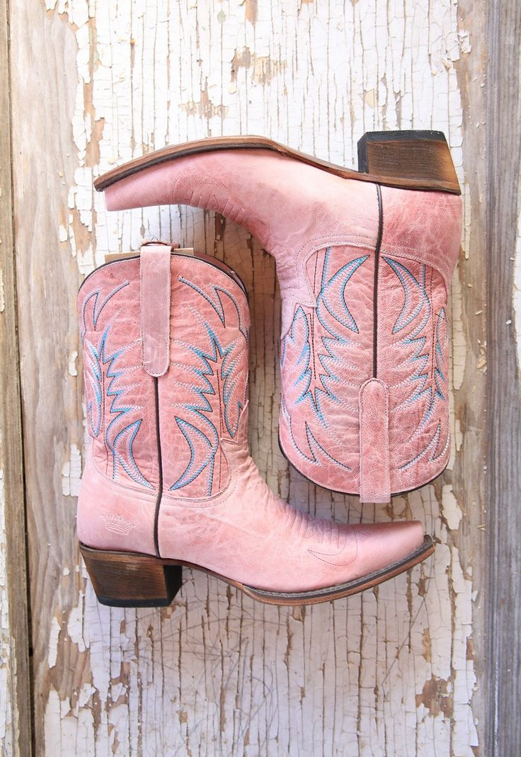 the dirt road dreamer boot-cowgirl pink