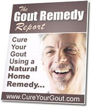 All The Details About The Gout Remedy Report By Joe Barton - http://www.diettalk.com/the-gout-remedy-report-review/