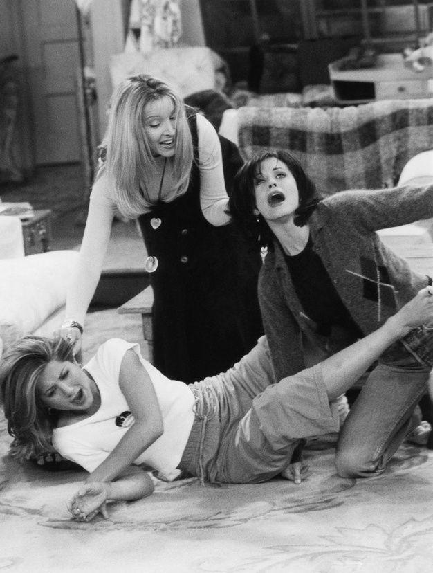 Phoebe dans Friends
