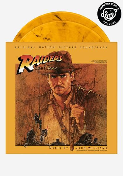 A Newbury Comics exclusive color vinyl pressing. With 45 Academy Award nominations and five Oscars® under his belt, John Williams has composed many of the most famous film scores in history, and has collaborated with Steven Spielberg for the past 35 years on 23 films including Jaws, E.T. The Extra-Terrestrial and Schindler's List. Williams also composed the acclaimed scores for George Lucas' STAR WARS saga, Superman: The Movie, Memoirs of a Geisha, and the first three Harry Potter films…