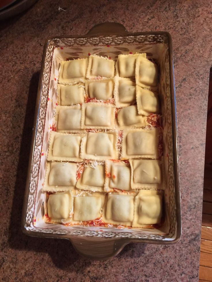 Ravioli Lasagna David Venable QVC :)