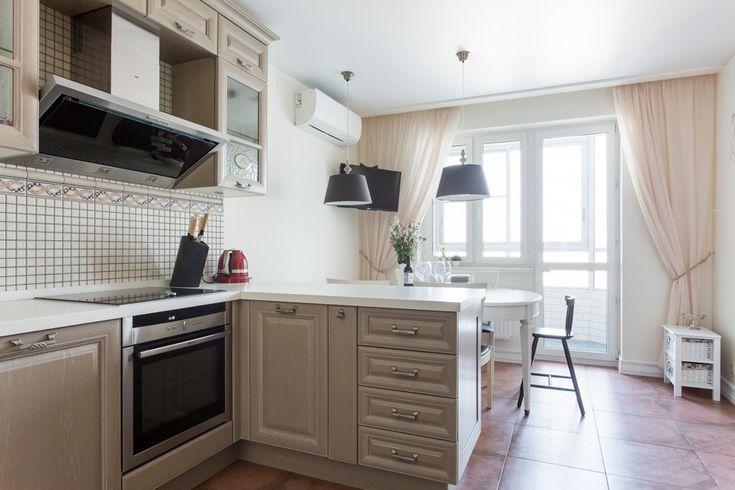Большая квартира для семьи на«Нагатинской» с кабинетом илимонной ванной. Изображение № 30.