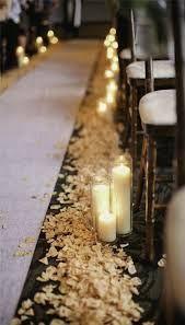decoracion iglesia boda velas - Buscar con Google
