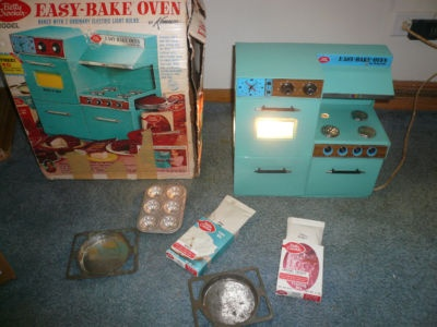 I had this Easy Bake oven!