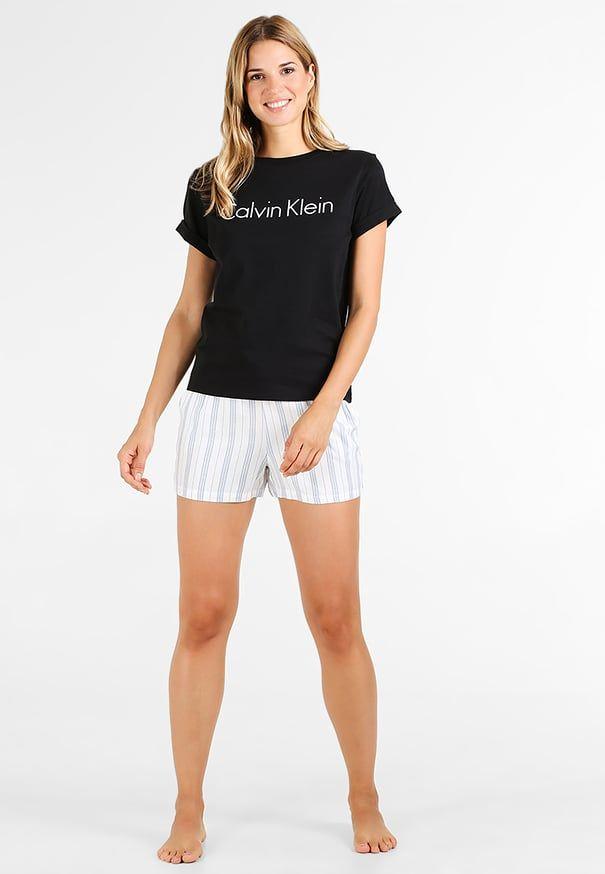 CREW NECK - Nattøj trøjer - black