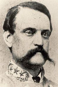 Maj. Gen. Breckinridge, Confederate commander.