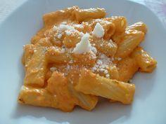 sämige Paprika Soße (lecker für Kinder) . ohne Tomate und Parmesan