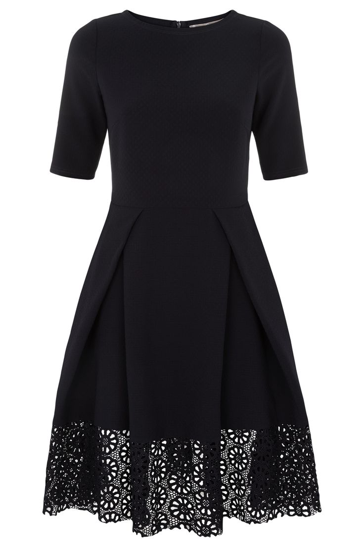 The Hepburn Dress Navy