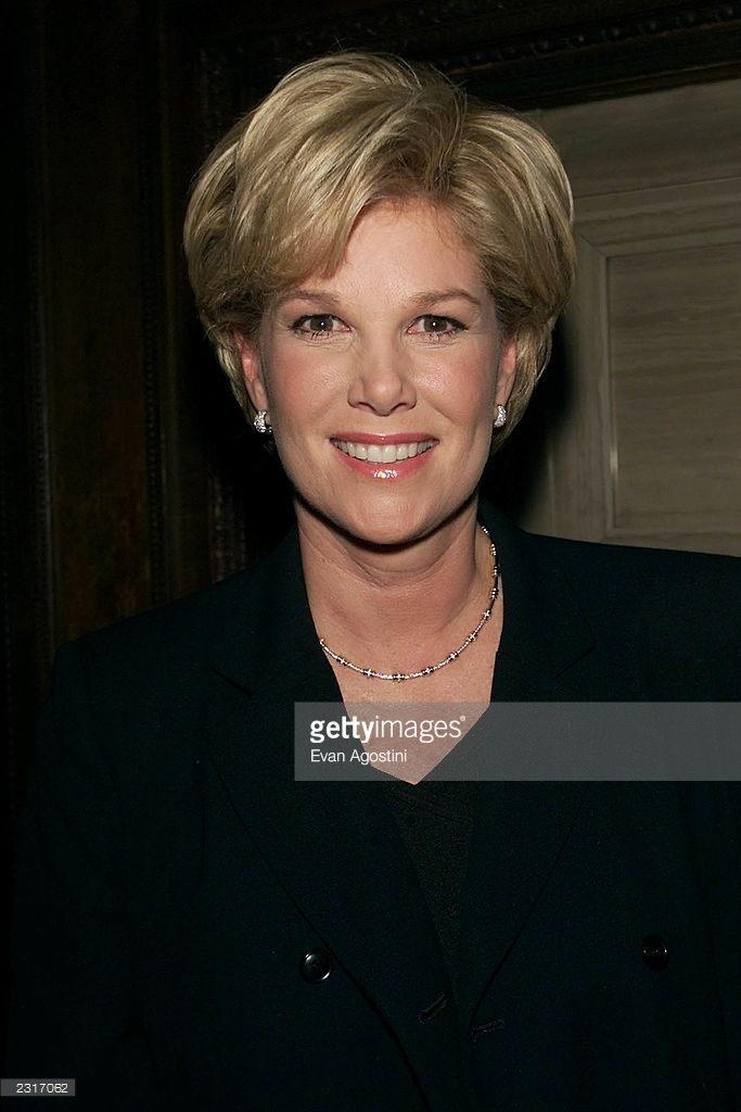 Joan Lunden attends an 'Ali' screening dinner at Le Cirque in New York City.. Photo: Evan Agostini/ImageDirect