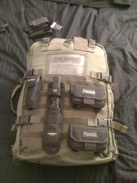 Medic Pack TMKME tactical stuff Tactical medic Tactical packs