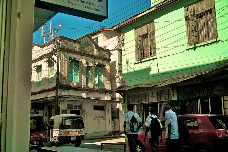 old Mombasa town, rich history and exciting sites to see