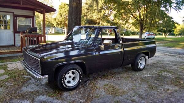 1982 Chevy C10 for sale