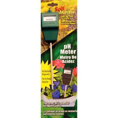 Soil Master pH Meter-1230 - The Home Depot