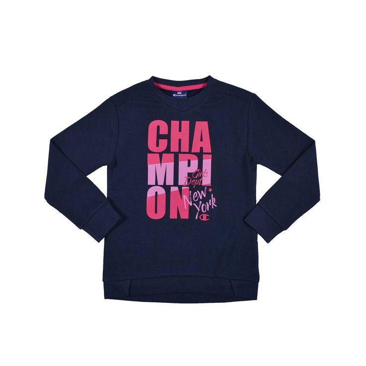 Παιδικά Ρουχα - Casual/Lifestyle… Champion Crewneck Sweatshirt (403203-BS503) - http://kids.bybrand.gr/%cf%80%ce%b1%ce%b9%ce%b4%ce%b9%ce%ba%ce%ac-%cf%81%ce%bf%cf%85%cf%87%ce%b1-casuallifestyle-champion-crewneck-sweatshirt-403203-bs503/