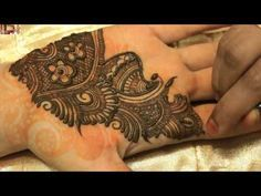 450+Easy Henna Designs/Full Hand Mehendi Designs For Hands By MehndiArtistica - YouTube