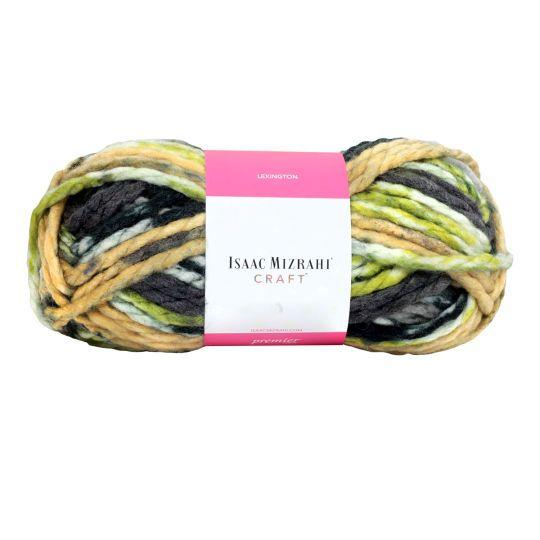 Isaac Mizrahi Craft Lexington Yarn Fiber Arts Crafts Crochet