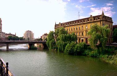 Cris River, Oradea