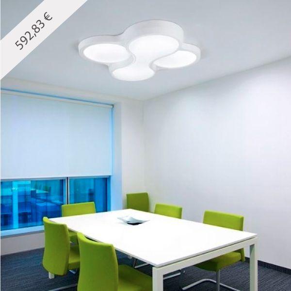 M s de 1000 ideas sobre lamparas led techo en pinterest - Plafones de iluminacion ...