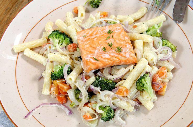 stekt-laks-med-pasta-og-gronnsaker-2