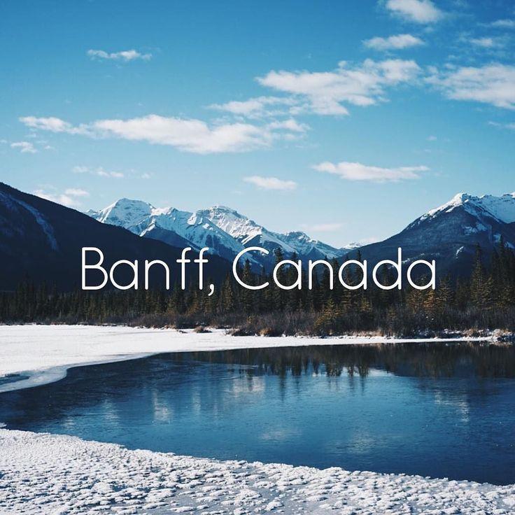 #Banff #Canada #캐나다 #밴프 #온천 #겨울여행