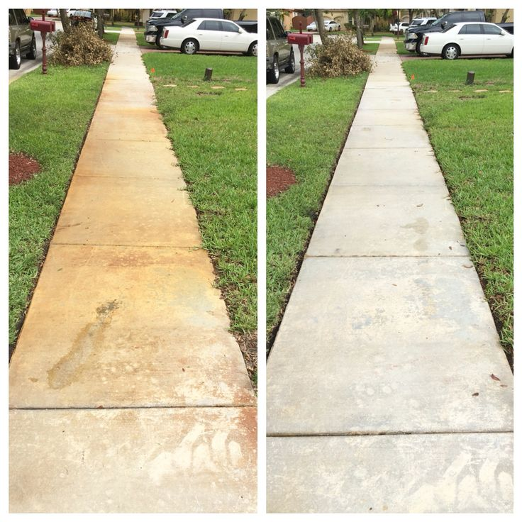 Hire local professional power washing / soft washing company , rust removal call or text us at 954 980 0454 !!!