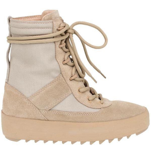 Women's Military Boot Rock