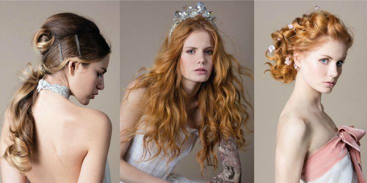 Acconciature sposa: 10 pettinature per capelli lunghi e raccolti