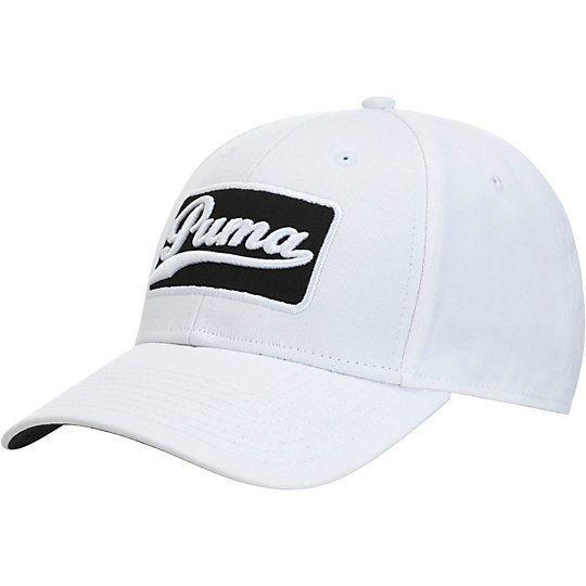 Fancaps - Greenskeeper Adjustable Cap White Black, $36.00 (http://www.fancaps.com.au/greenskeeper-adjustable-cap-white-black/)