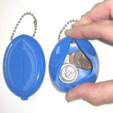squeeze coin purse: