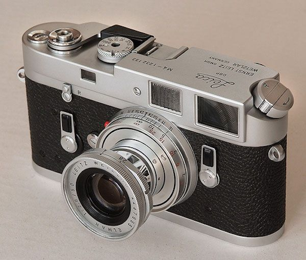 8 Great Vintage Street Photography Cameras Classic Film Models