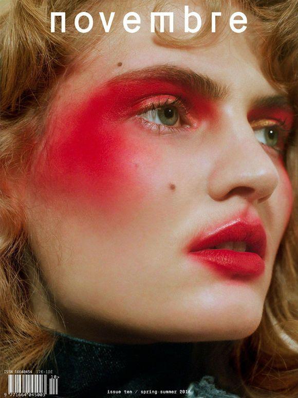 Blush marcado, olhos megacoloridos e muito, mais muito exagero. Os anos 80 estão de volta na maquiagem das capas de revista e nos cabelos das celebridades. Vem ...