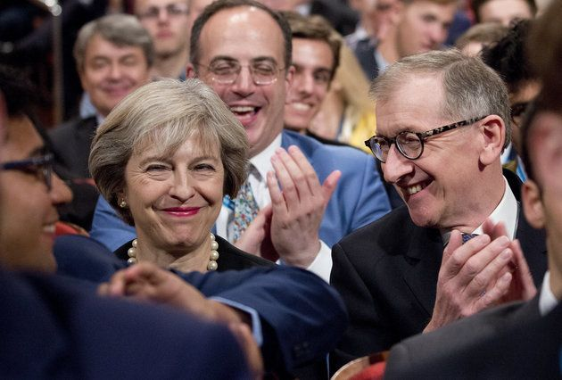 Here's Everything You Need To Know About Theresa May's Husband Philip