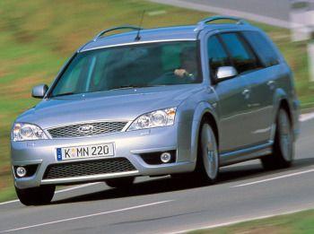 Ford Mondeo ST220 Turnier Worldwide '2002–03