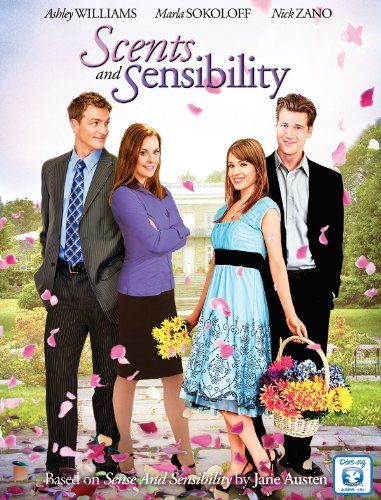 Scents and Sensibility DVD on Amazon