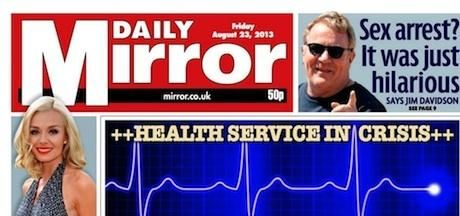 The Daily Mirror preps 'intelligent tabloid' brand campaign | News | Marketing Week