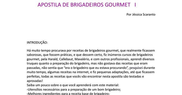 Apostila de Brigadeiros Gourmet - Jéssica Scaranto (1).pdf